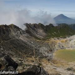 vulcano sibayak (indonesia)