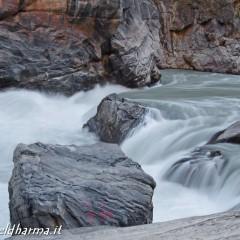 tiger leaping gorge trek ( cina )